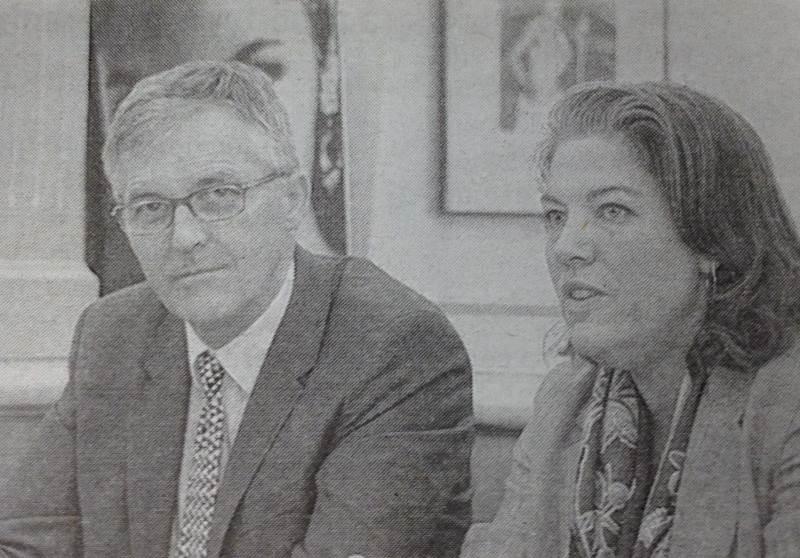 Union Sonia de la Provôté et Philippe Lailler