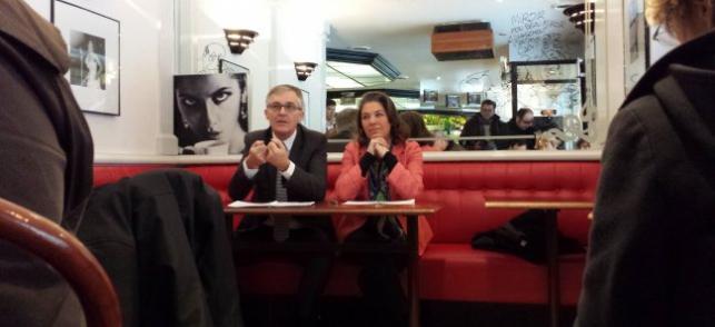Philippe Lailler (MoDem) et Sonia de la Provôté (UDI) feront liste commune.